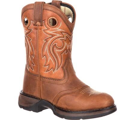 Children's Durango Boot DBT0165 Lil Rebel Little Kid Western Saddle Boot by Durango