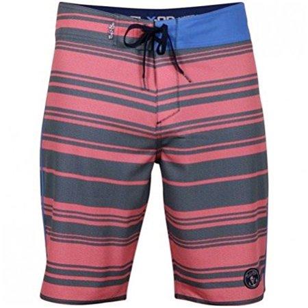 dd0f8313a9 Salt Life - SLX-QD Mens Skinz & Stripes Boardshorts,36 - Walmart.com