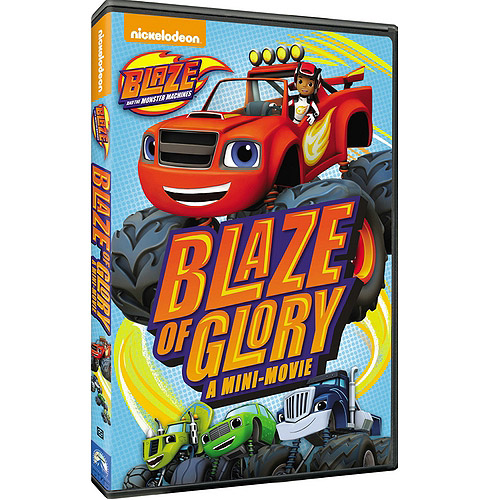 Blaze And The Monster Machines: Blaze Of Glory - A Mini-Movie