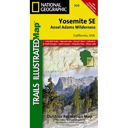 Yosemite Se: Ansel Adams Wilderness: 9781566954136 Ansel Adams Yosemite National Park