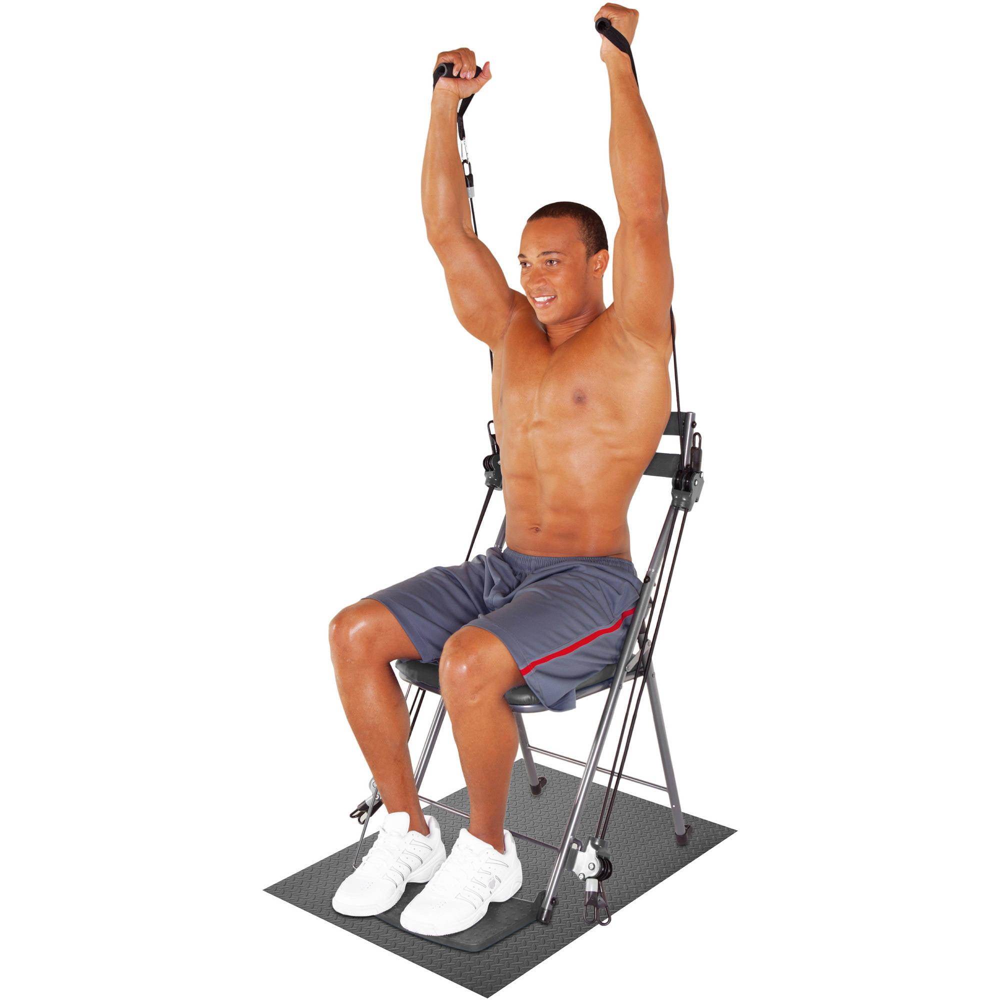 Chair Gym W Twister Seat