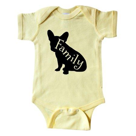 e10eecb3d Family Dog- French bulldog Infant Creeper - Walmart.com