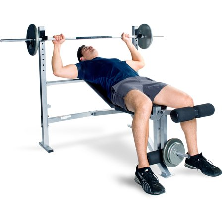 Cap strength deluxe weight bench Cap strength weight bench