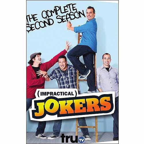 Impractical Jokers: The Complete Second Season (Widescreen)