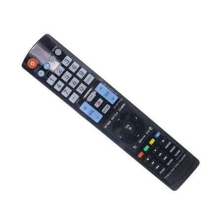 Replacement TV Remote Control for LG HTZ210TS Television - image 1 of 2