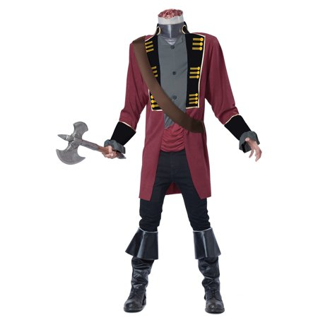 Sleepy Hollow Headless Horseman Adult Costume](Disney Halloween Party Headless Horseman)