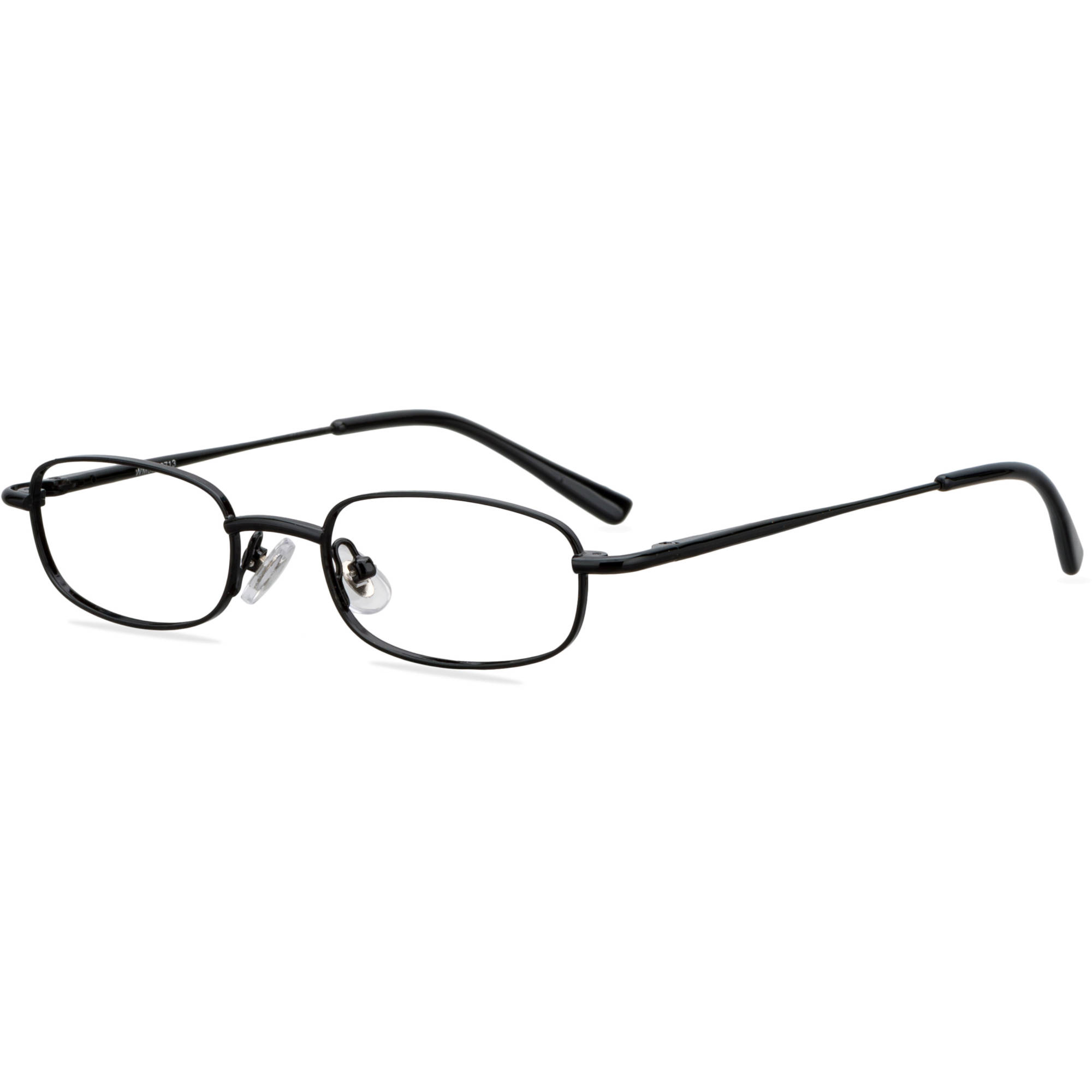 Contour Youths Prescription Glasses, FM4005A Black