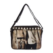 Religion Men's Graphic Canvas Messenger Bag One Size Charcoal