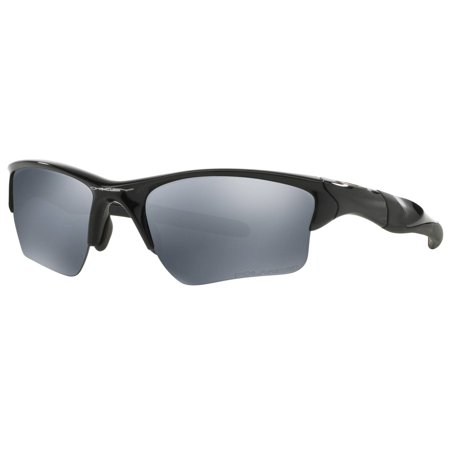 Oakley Mens Half Jacket 2.0 XL Sunglasses , Polished Black Frame/Black Iridium (Oakley White Sunglasses)