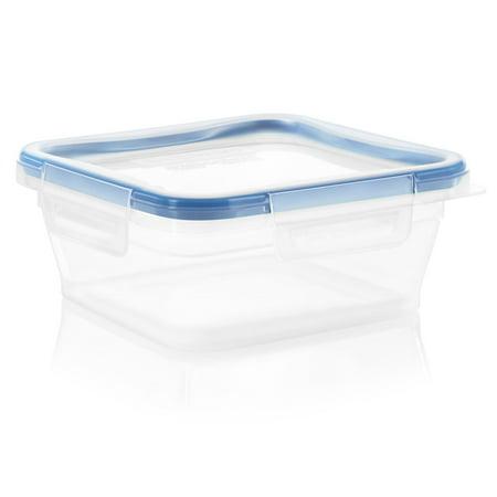Snapware 12pc 5.4 cup Square Plastic Set