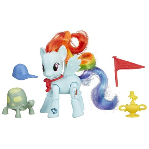 My Little Pony Explore Equestria Action Figure: Winning Kick Rainbow Dash](My Little Pony Rainbow Dash Clothes)