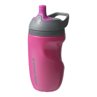 Tommee Tippee Insulated Sportee Toddler Water Bottle with Handle, Pink  12m+, 1ct