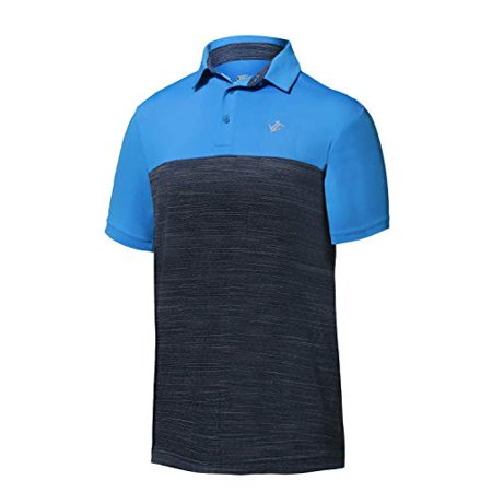 cd5c3598 Jolt Gear Dri-Fit Golf Shirts for Men - Moisture Wicking Short-Sleeve Polo  Shirt - Walmart.com