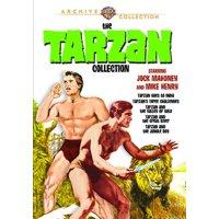 The Tarzan Collection 1963-68 (DVD)