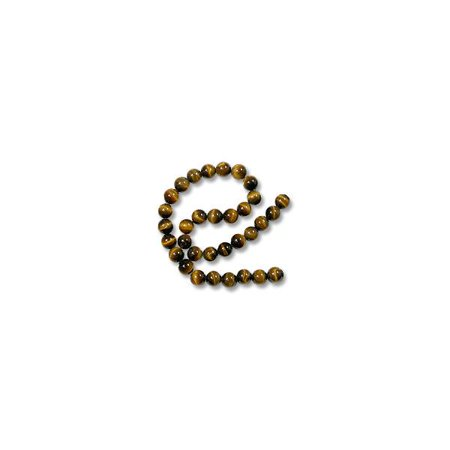 Tiger Eye Beads 6mm (16