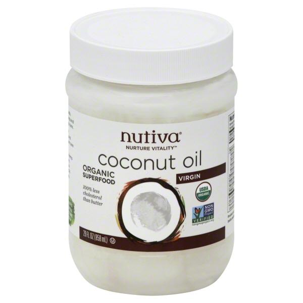 Nutiva Nutiva  Coconut Oil, 29 oz