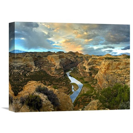 Global Gallery Yampa River Dinosaur National Monument Colorado Wall Art