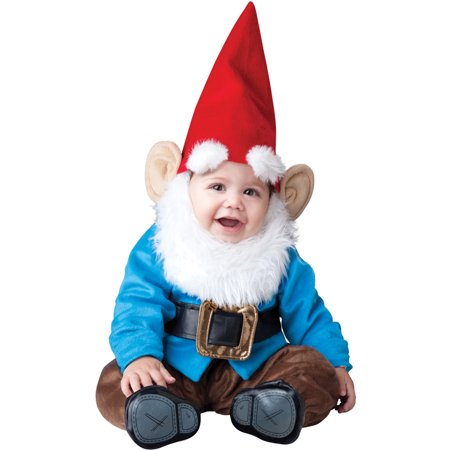 Garden Gnomes Costume (Lil' Garden Gnome Infant)