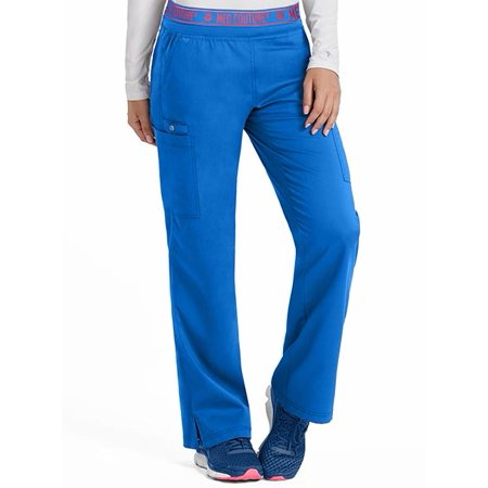 11bd286c4ae11 Med Couture - Med Couture Yoga 2 Cargo Pocket Pant Scrub Bottoms -  Walmart.com