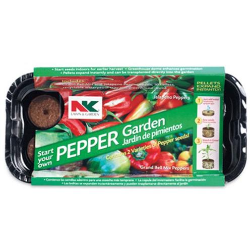 PLANTATION PRODUCTS Pepper Garden Seed Kit
