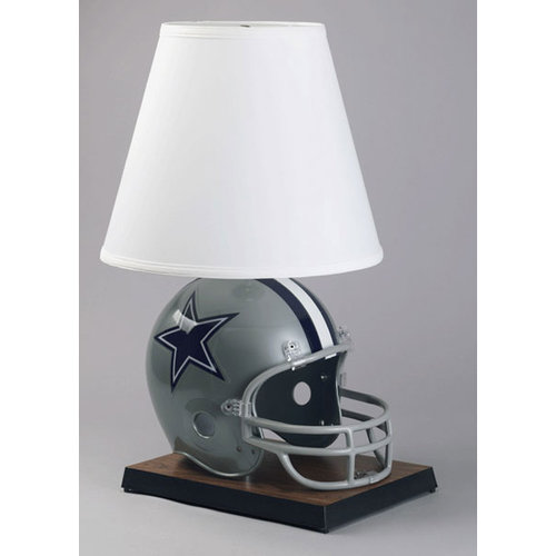 Wincraft, Inc. DO NOT SET LIVE! NFL Deluxe Helmet Lamp - Dallas Cowboys