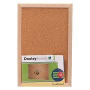 Dooley Boards 1218 CO Wood Framed Cork Board