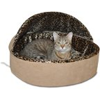 K Amp H Thermo Kitty Bed Walmart Com