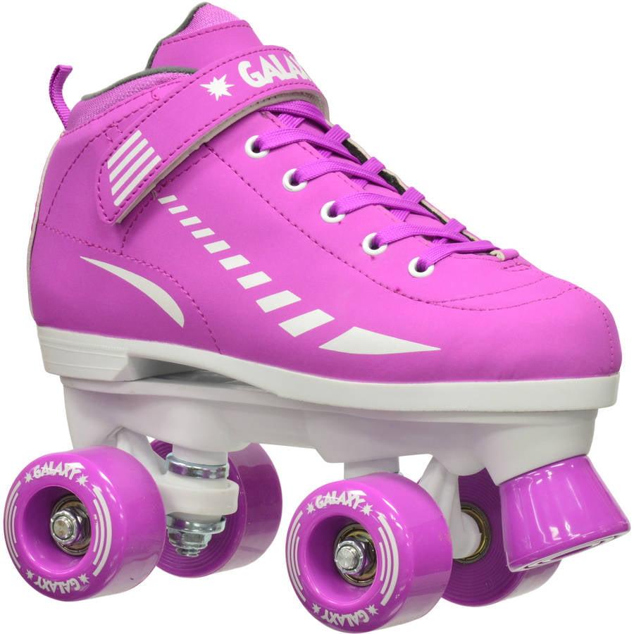 Epic Galaxy Elite Purple Quad Speed Roller Skates by Epic Skates