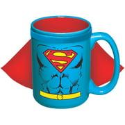DC Comics Superman Chest Caped 15-Ounce Ceramic Mug