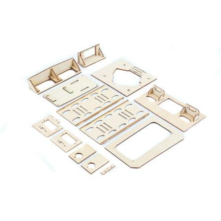 Wood Toy Parts - Hangar 9 Wood Parts: P-51D 60cc, HAN477016