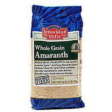 Amaranth (Organic) Arrowhead Mills 1 lbs Box