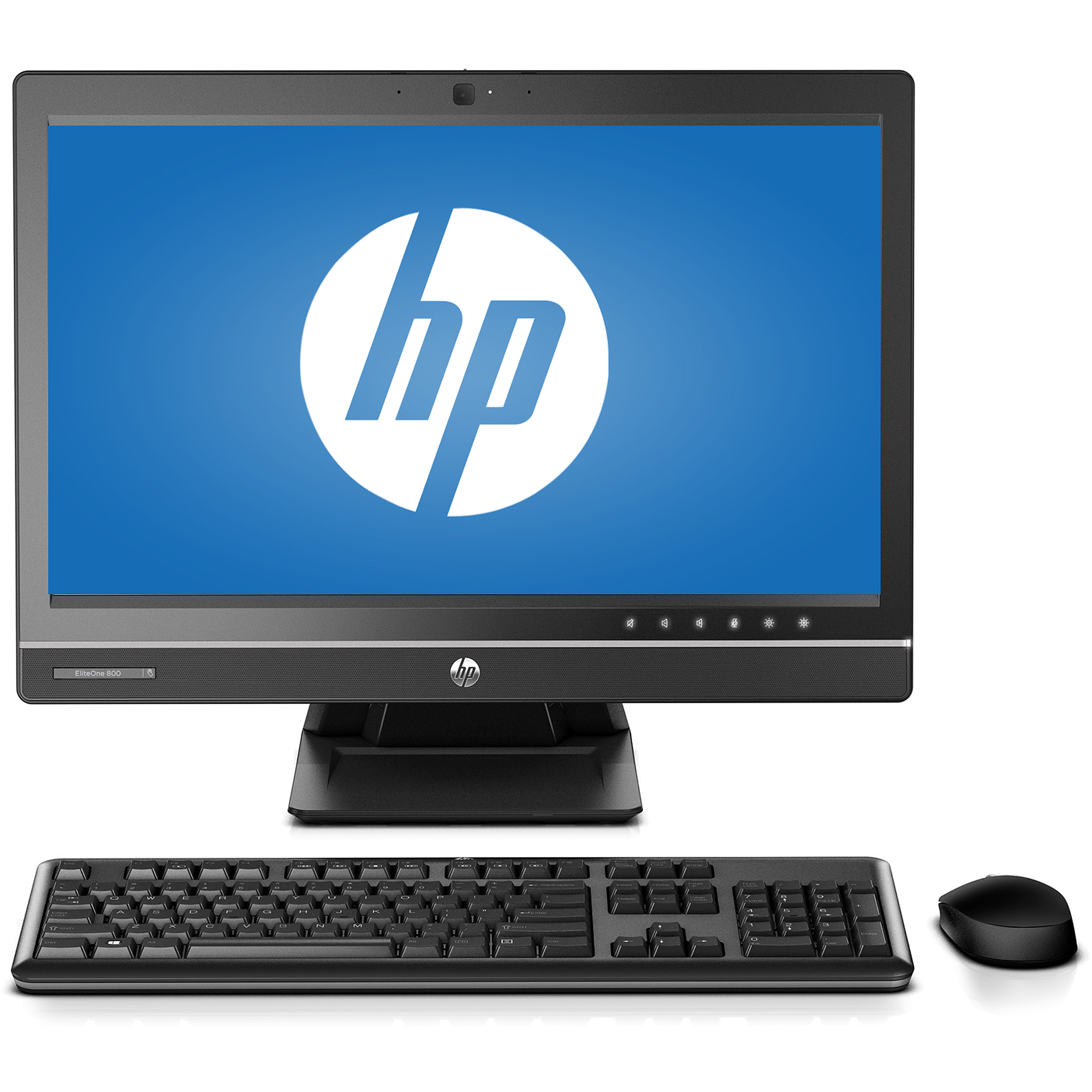 HP EliteOne All-in-One Computer - Intel Core i5 i5-4670S 3.10 GHz - Desktop