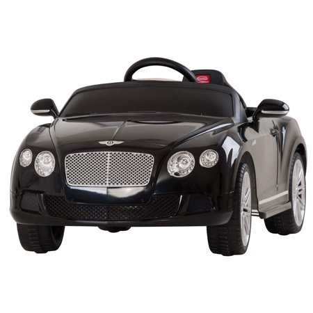 Continental City Ride (Licensed Bentley Continental GT Kids Ride On Toy/Car W/Remote Control )
