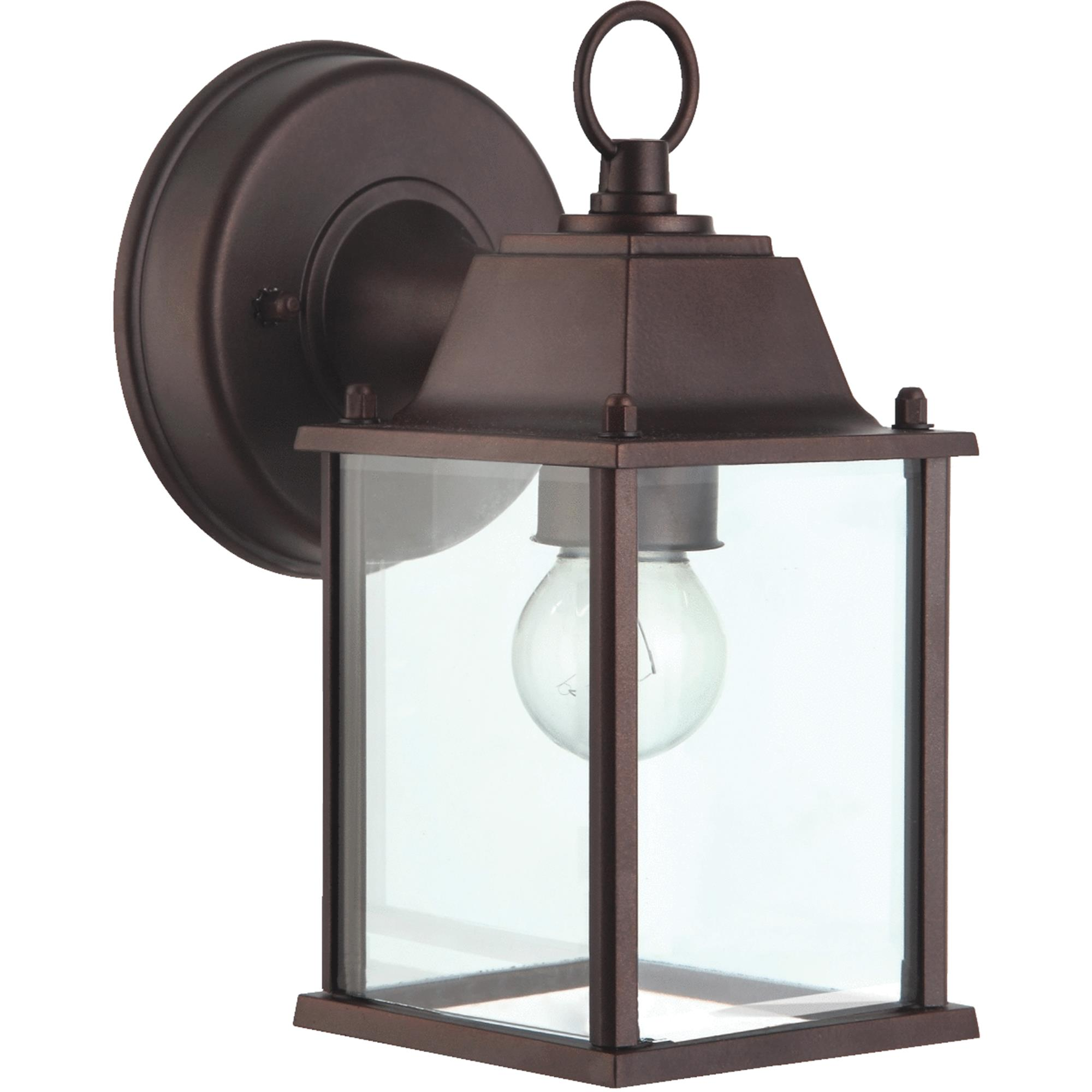 Home Impressions Incandescent Lantern Outdoor Wall Light Fixture