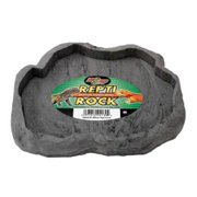 Zoo Med Repti Rock Food Dish, Medium, Assorted Colors