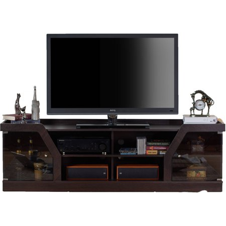 Furniture of America Faullin Contemporary TV Stand,