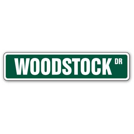 Peace Sign Boots (WOODSTOCK Street Sign hippie peace 60's signs New | Indoor/Outdoor |  24