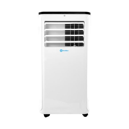 Alexa-Enabled RolliCool COOL199 Portable Air Conditioner with Heater, Dehumidifier, and Fan plus Mobile App 10000 BTU ()