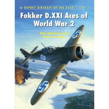 Fokker D Xxi Aces Of World War 2