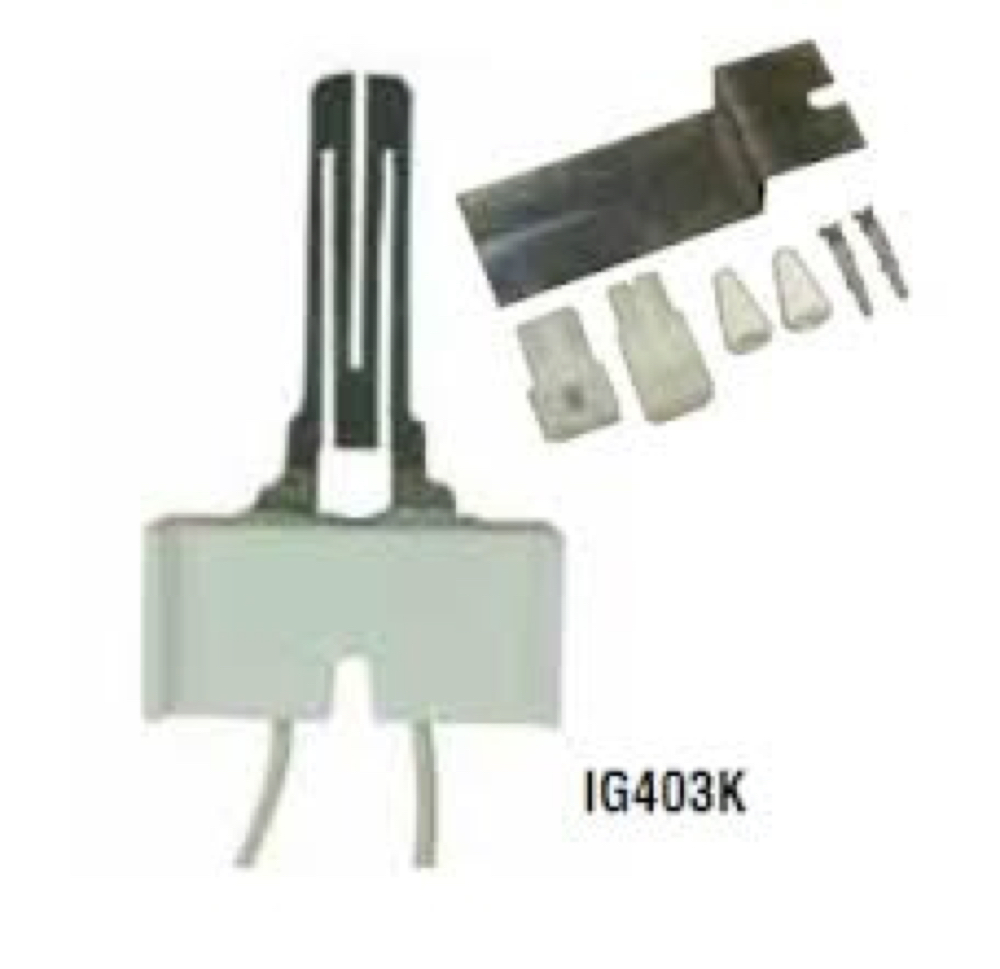 Edgewater Parts SUPCO IG403K Flat Silicon Carbide Hot Surface Igniter