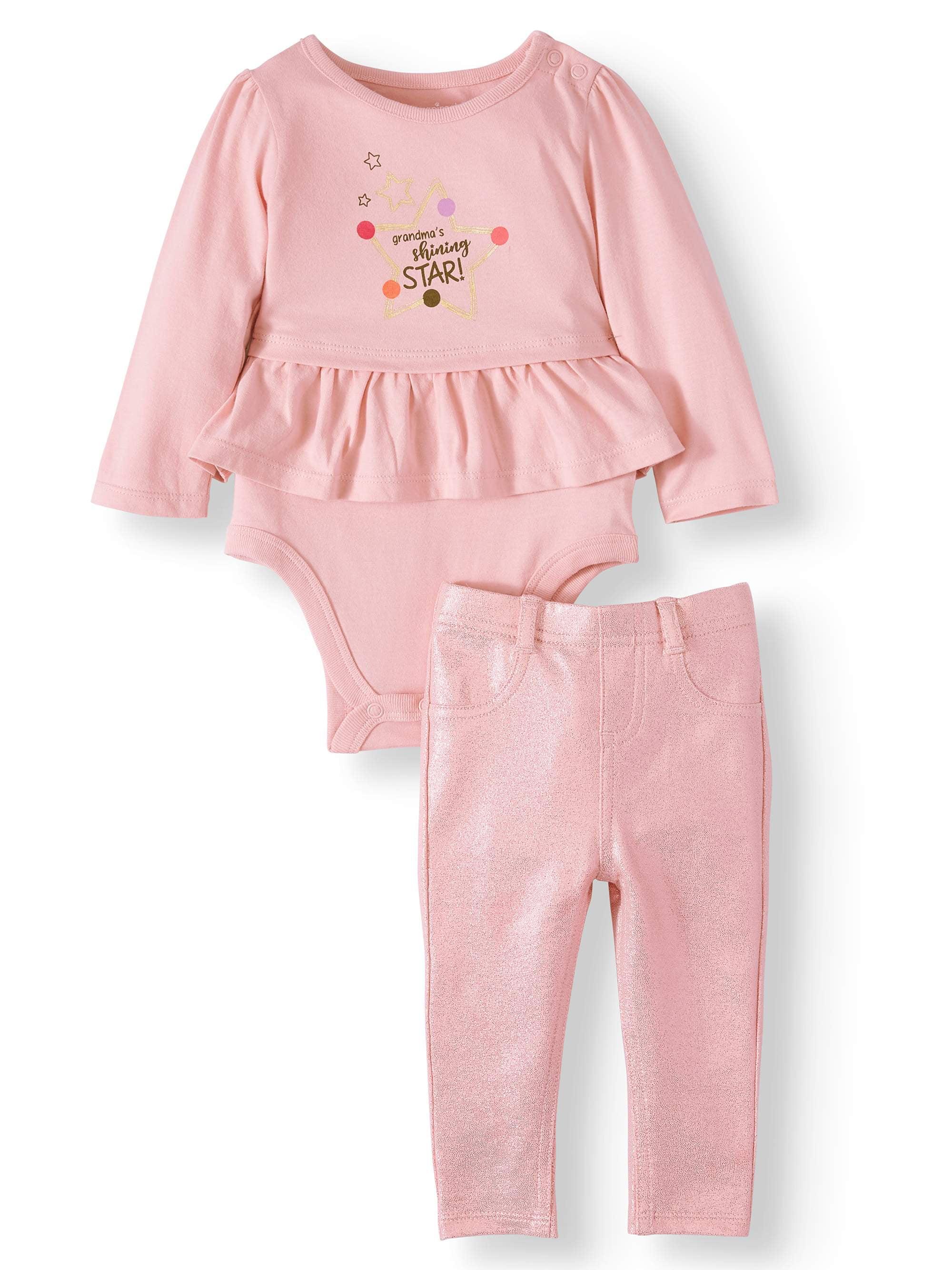 Baby Girl Pants Garanimals Baby