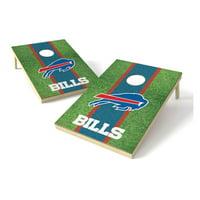 2x3 Shield Game NFL Field Buffalo Bills