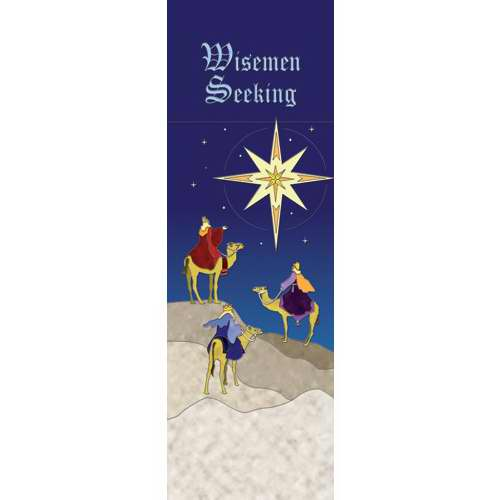 Banner-Nativity-Wisemen Seeking (Indoor)