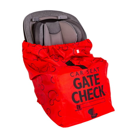 Disney Baby by J.L. Childress Gate Check Air Travel Bag for Car Seats Car Seat Carrier Bag