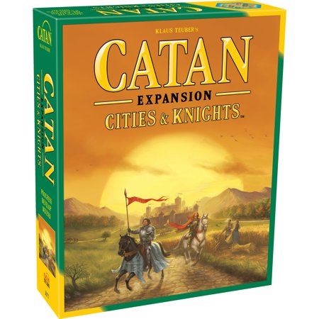 Catan: Cities & Knights Expansion Strategy Board