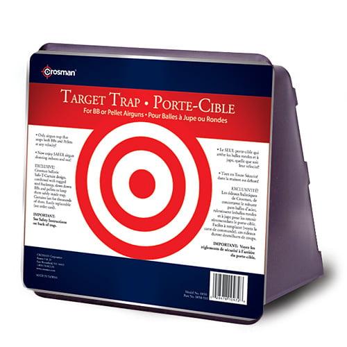 Bb/pellet Target Trap