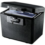SentrySafe 1170 Fire-Resistant Box with Key Lock 0.61 cu. ft.