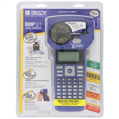 Brady BMP21 B/W Thermal transfer printer