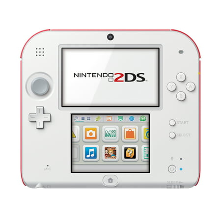 Nintendo 2DS New Super Mario Bros. 2 Bundle,
