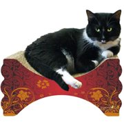 Imperial Cat Scratch `n Shapes Rub `n Lounge Recycled Paper Scratching Board